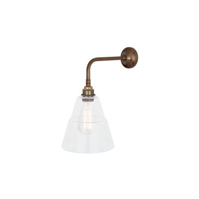 Lyx Wall Light Satin Brass