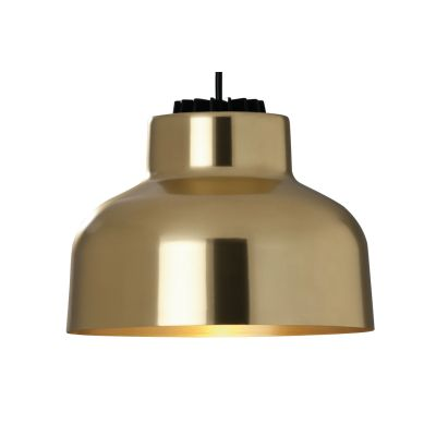 M64 Pendant Light White built-in - Not Dimmable, Brass, 800