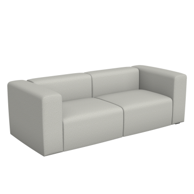 Mags 2,5 seater combination 1 Surface by hay 120, CMHR foam - No