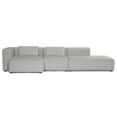 Mags Soft Narrow Modular Seating Element S1062 - Left Divina Melange 2 120