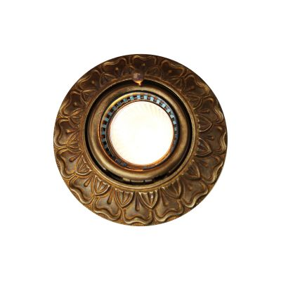 Malé Ceiling Light Satin Brass