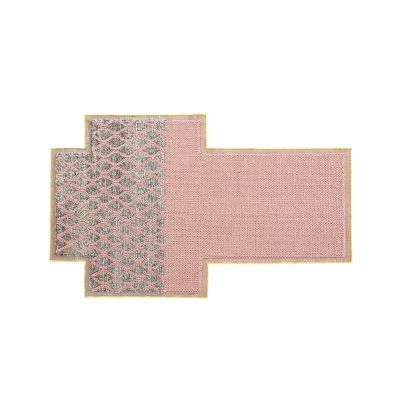 Mangas Space Rhombus Rug Ivory, 190x250 cm