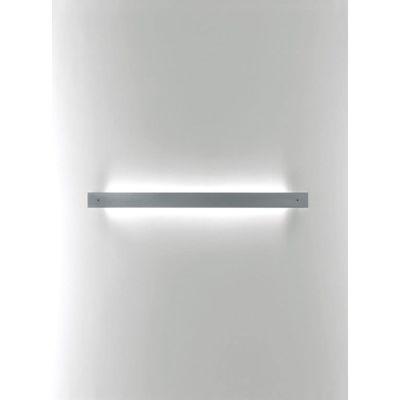 Marc Wall Lamp Yes, 2L, Oak, Fluorescent, 160