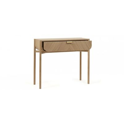 Marius Console Table Natural Oak