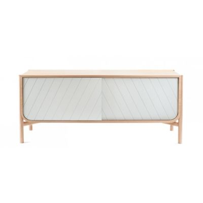 Marius Sideboard Light Grey, 155cm