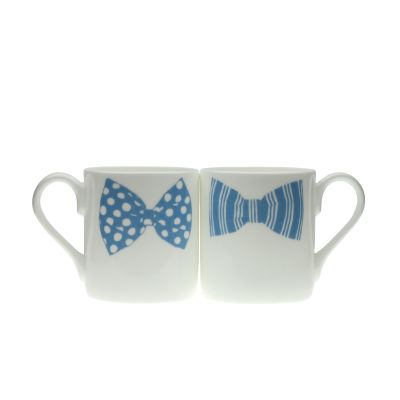 Mark Jeffrey Bow Tie Mug