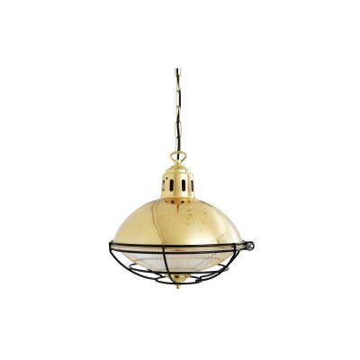 Marlow Pendant Light Polished Brass