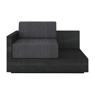 Mass Lounge Left Arm Sofa Natural ash, Haakon 2 172
