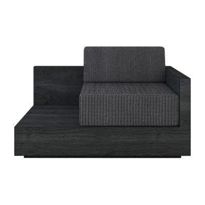 Mass Lounge Right Arm Sofa Natural ash, Haakon 2 172