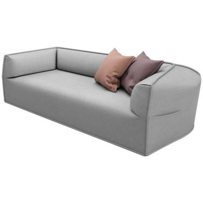 M.a.s.s.a.s. Sofa A4289 - Surfaces 1 Remix 133 grey