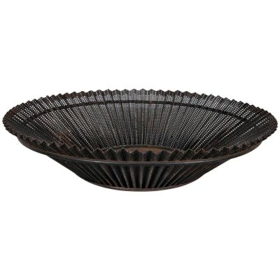 Matégot Fruit Bowl Midnight Black