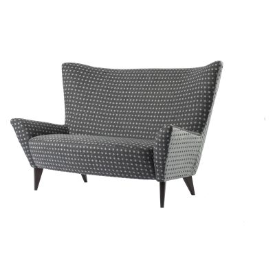 Matador 2 Seater Sofa Grey