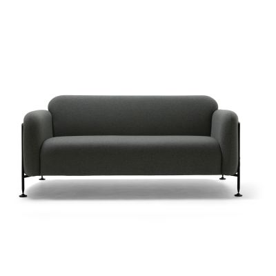 Mega 2 Seater Sofa Stone Grey - RAL 7030, 7027.01