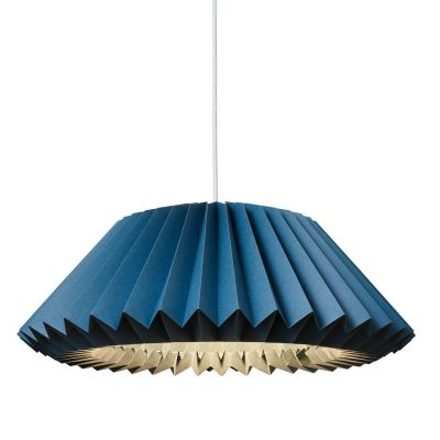 Megatwo Large Pendant Light Indigo Blue