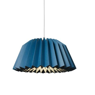 Megatwo Medium Pendant Light Indigo Blue