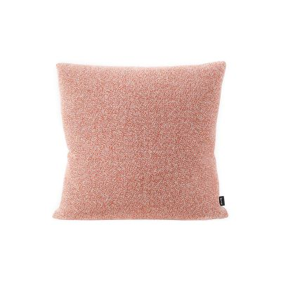 Melange Cushion - Square Coral
