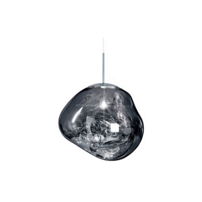 Melt Pendant Light Smoke