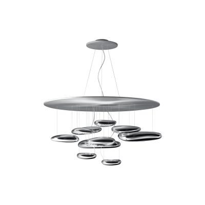Mercury Pendant Light Polished Chrome