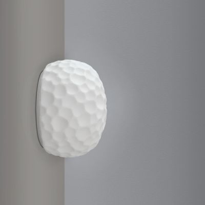 Meteorite 15 LED Wall/Ceiling Light White
