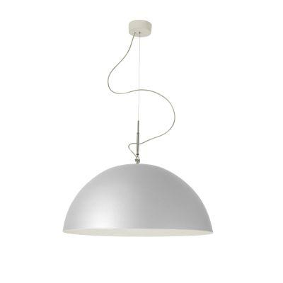 Mezza Luna Silver Pendant Light 120cm