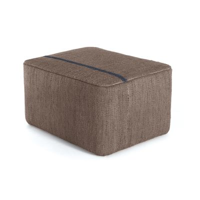 Mía Pouf Brown
