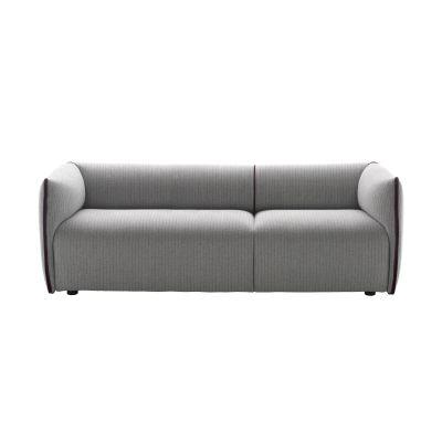Mia Sofa, 3 Seater, Asymmetrical Pelle_albicocca_R801
