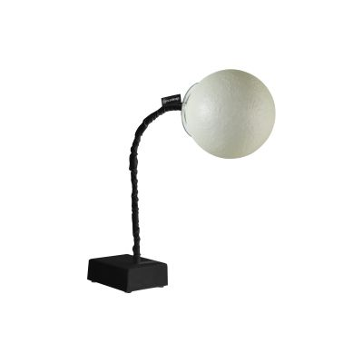 Micro T Luna Table Lamp Black
