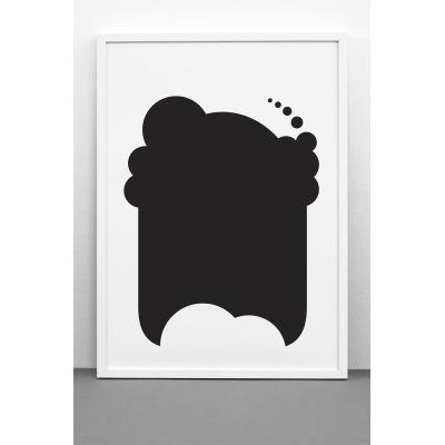 MINGLE WIG print MINGLE WIG print