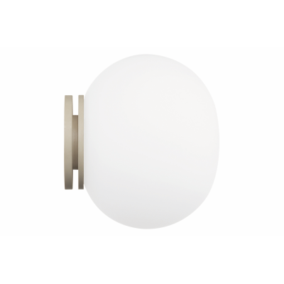 Mini Glo-Ball Ceiling/Wall Light Mirror Mounted