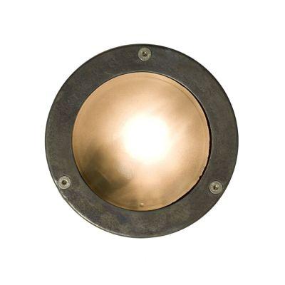 Miniature Exterior Bulkhead 8034 Weathered Brass, GX53
