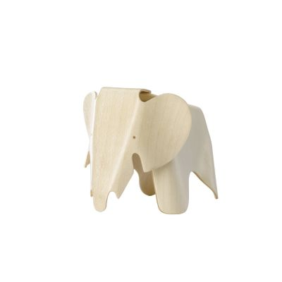 Miniature Plywood Elephant
