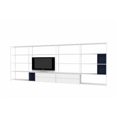 Minima Shelf F Graphite Grey
