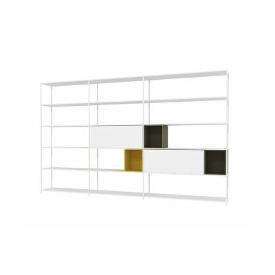 Minima Shelf G Graphite Grey