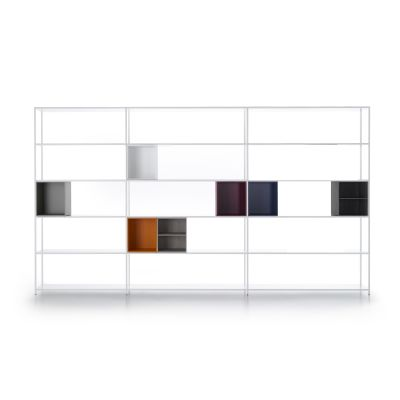 Minima Shelf I White