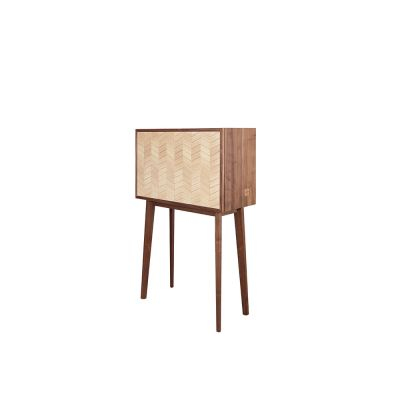 Mister sideboard Walnut Natural