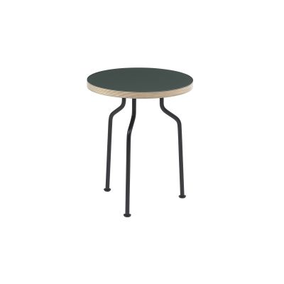 Modern Line Side Table Conifer