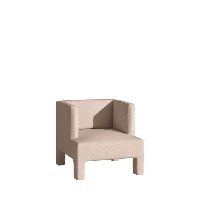 Mody Armchair Cairo - Bianco 01