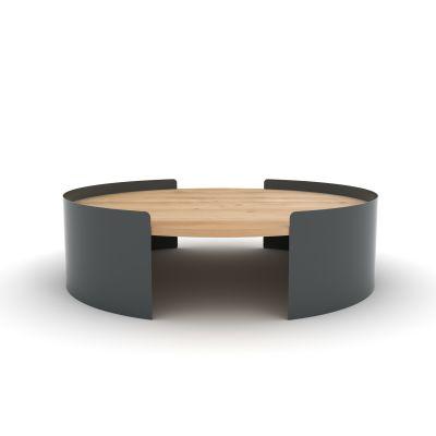 Moon Table Dark Grey, 100