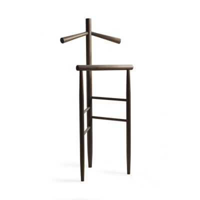 Mori Clothes Stand Walnut
