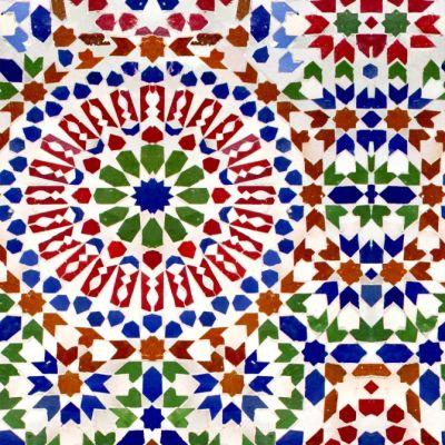 Mosaic Wallpaper