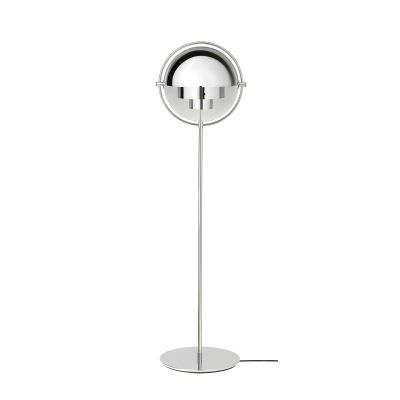 Multi-Lite Floor Lamp All Chrome