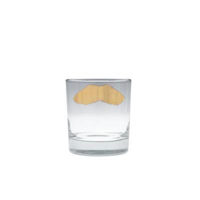 Mustafa Gold Moustache Tumbler