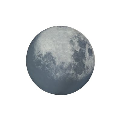 My Moon My Mirror Grey