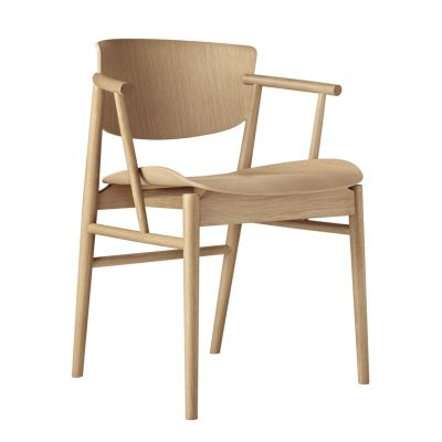 N01 Dining Chair Oak