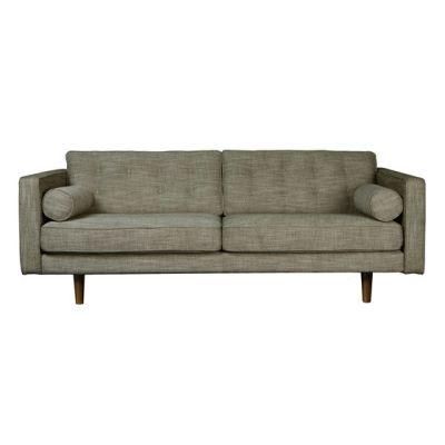 N101 3 Seater Sofa Olive Green