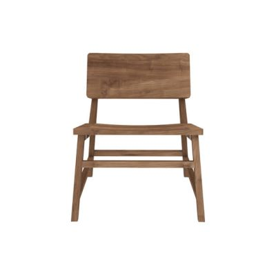 N2 Lounge Chair - Ex display Teak
