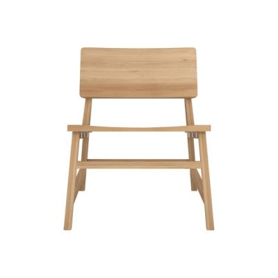 N2 Lounge Chair Oak