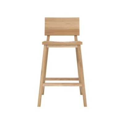 N3 Counter Stool Oak