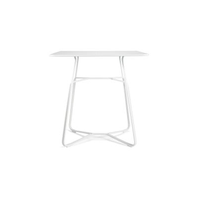 Naked Coffee Table Signal White - RAL 9003