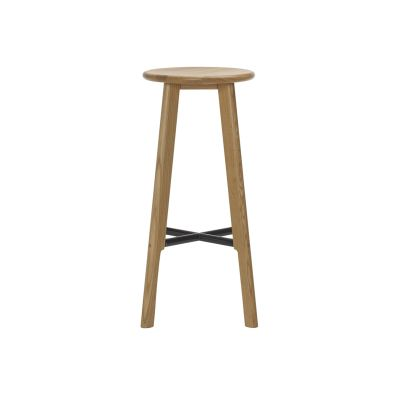 N&C Cross Stool New, High